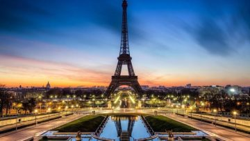 Top 5 Paris must see places